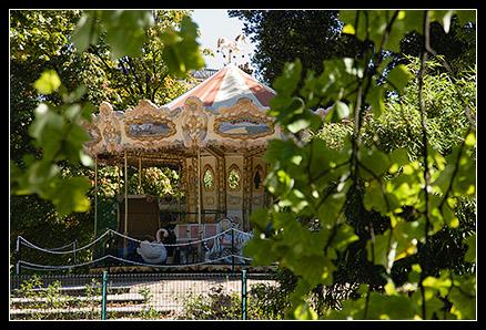 Manège Jardin Public