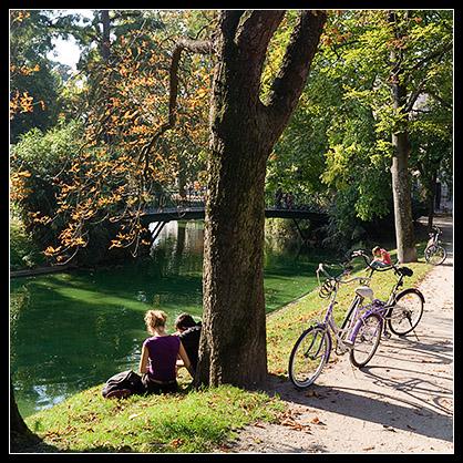 Amoureux du parc