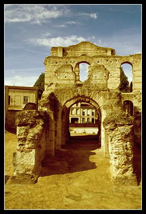 Ruines Palais Gallien