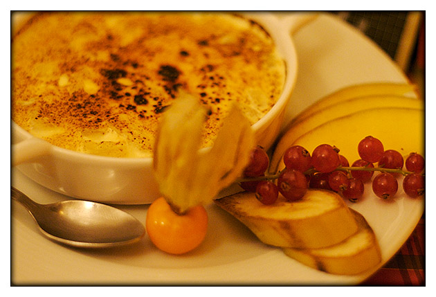 Dessert Tendance Guyane