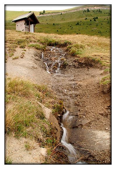 Ruisseau à Villard