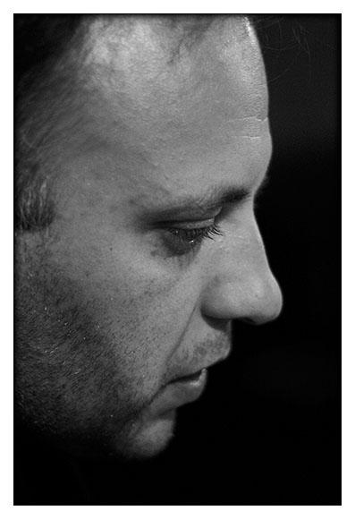 Benoît en noir et blanc
