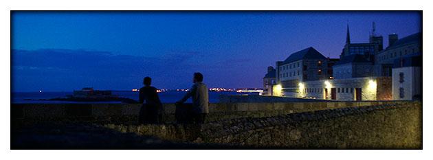 Saint-Malo Crepuscule
