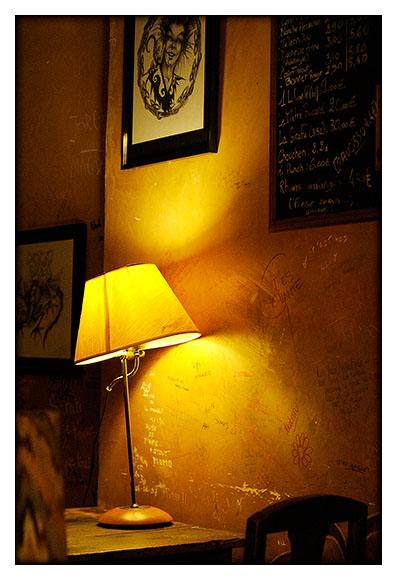 Lumière de bar