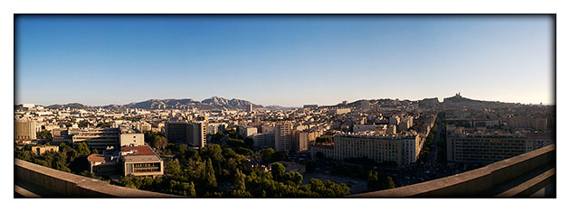 Panoramique Marseille