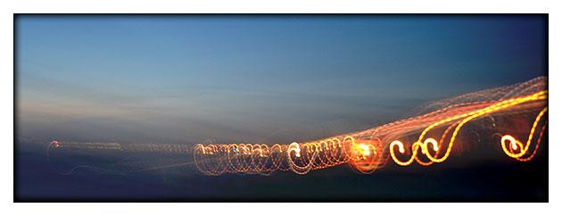 Serpentins lumineux