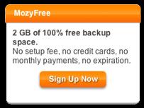 Mozy gratuit