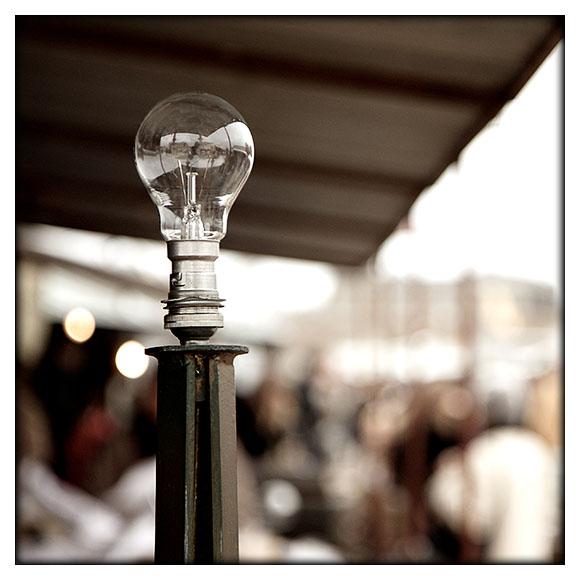 Ampoule (carrée)