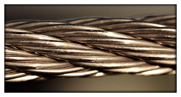 Câble tressé