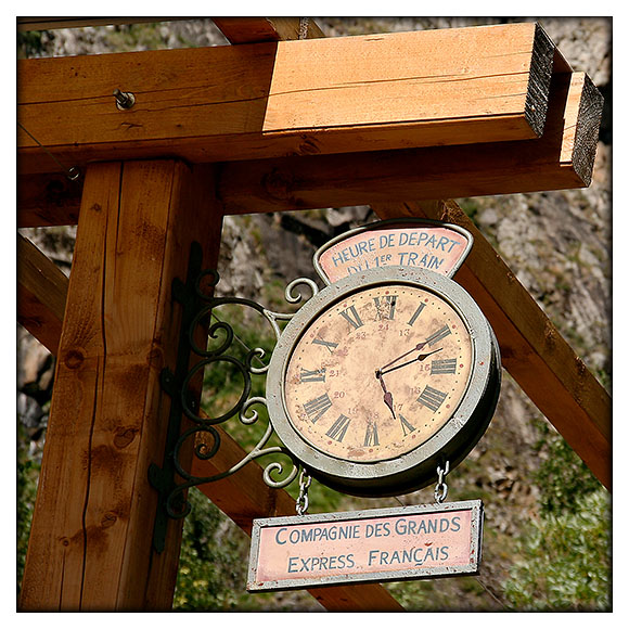 Horloge Express