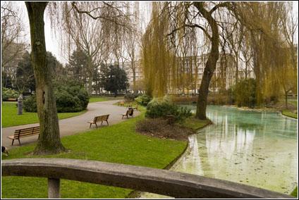 cest grand joli avec des petits ponts et bambous faons jardin japonais et des saules pleureurs ca doit tre bien au printemps le havre - Jardin Japonais Le Havre
