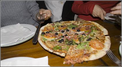 Soirée Pizza INSA